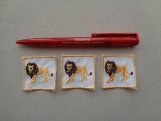 Ovis jel, oroszlán (4895)