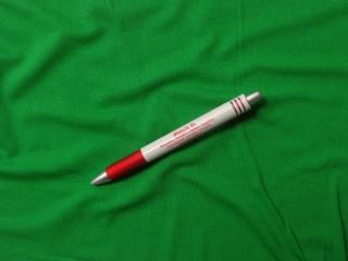 Rugalmas viszkóz jersey, zöld, 180 cm széles (4982)