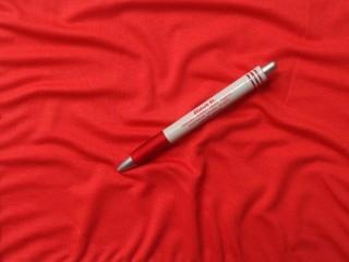 Rugalmas viszkóz jersey, lazac, 180 cm széles (4989)