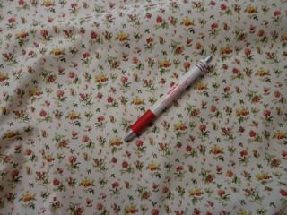 Mintás karton, porcelán virágos (5087)