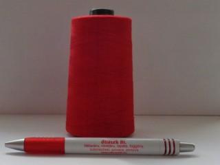 5000 m-es cérna, piros, 120-as vastagságú (5100-482)