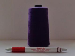 5000 m-es cérna, sötét lila, 120-as vastagságú (5116-524)