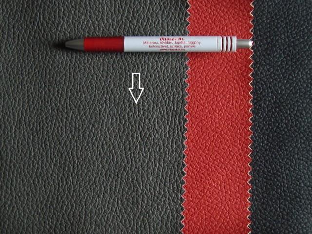 Közép szürke, egyszínű textilbőr (5285)