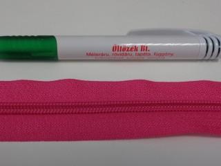 RT10-es végtelen cipzár, pink (5538)
