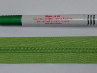 RT-10-es végtelen cipzár, oliva zöld (5560-827)
