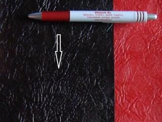 Sötétbarna, egyszínű textilbőr (5573)