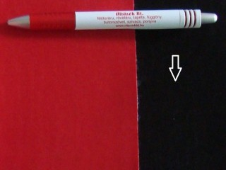 Fekete, magában mintás textilbőr (5595)