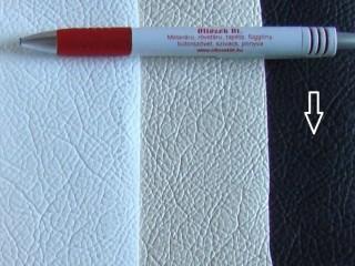 Sötétbarna, egyszínű textilbőr (5624)