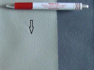 Közép szürke, egyszínű textilbőr (5631)
