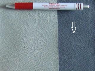 Sötét szürke, egyszínű textilbőr (5632)