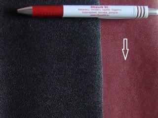 Bordó egyszínű textilbőr (5638)