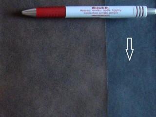 Sötét szürke, magában mintás textilbőr (5703)