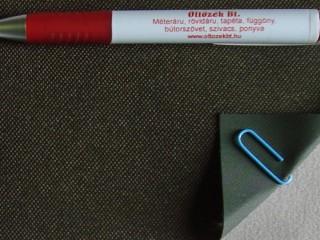 PTP anyag, sötét olive (1 m alatti végmaradék) (5986)