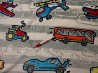 Babysoft, járműves (6040)