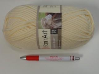 Yarn Art - Merino Bulky, ekrü (7399-7003)