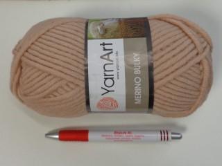 Yarn Art - Merino Bulky, tejeskávé (7400)
