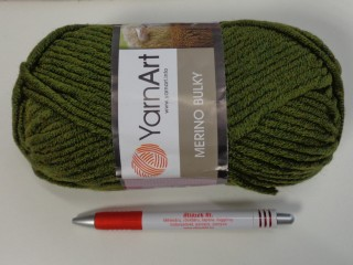 Yarn Art - Merino Bulky, keki (7401-530)