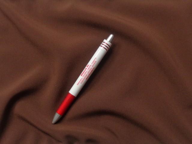 Poliészter TW szövet, barna (7418)