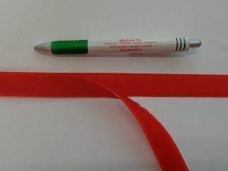 Varrható tépőzár párban, 2 cm széles, piros (7673)