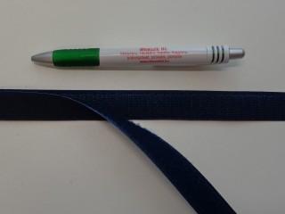 Varrható tépőzár párban, 2 cm széles, sötétkék (7679)