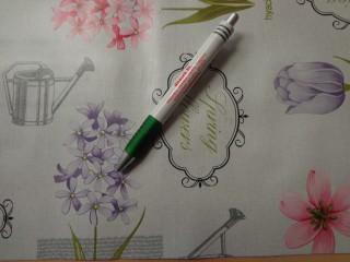 Viaszos vászon, tulipános (7763)