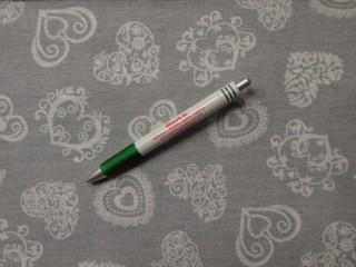 Loneta, szürke alapon fehér szíves kerti bútor vászon (7823)