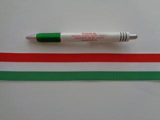 38 mm széles nemzeti színű szalag (7982)