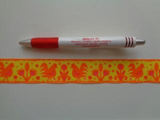Tyúkos papír szalag (8032)