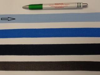 2 cm széles, köpper szalag, világos kék (8145)