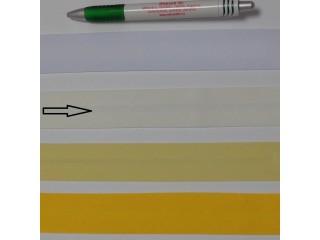 Pamut ferdepánt, 3 cm széles, ekrü (8336)