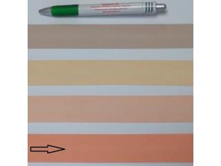 Pamut ferdepánt, 3 cm széles, lazac (8342)
