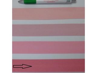 Pamut ferdepánt, 3 cm széles, sötét rózsaszín (8346)