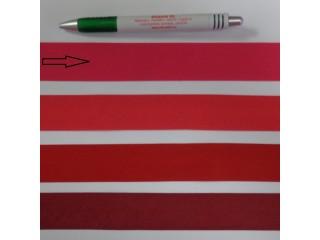 Pamut ferdepánt, 3 cm széles, pink (8351)