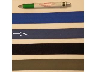 Pamut ferdepánt, 3 cm széles, famer kék (8368)