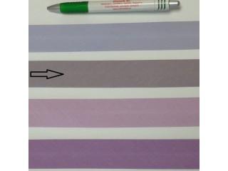 Pamut ferdepánt, 3 cm széles, mályvás lila (8376)