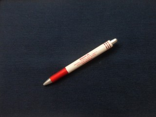 Körkötött passzé, sötétkék (8505)