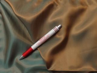Fél-sers bélés, aranybarna türkiz (8517)