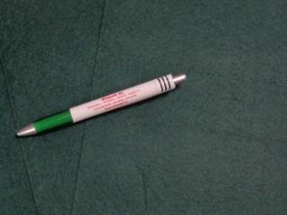 Sötétzöld filc lap, vékony (8526)