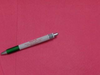 Pink filc lap, vékony (8530)
