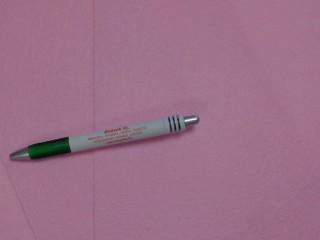 Rózsaszín filc lap, vékony (8532)