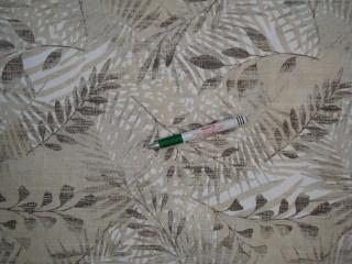 Vízlepergetős kerti bútor vászon, madaras (8680)