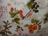 Viaszos vászon, gyümölcsös (8910)