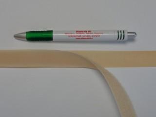 Varrható tépőzár párban, 2 cm széles, bézs (8983)