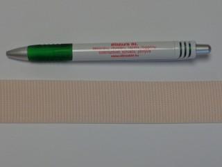 3 cm széles heveder, púder (8986)