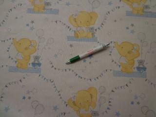 Loneta, elefántos kerti bútor vászon (9137)