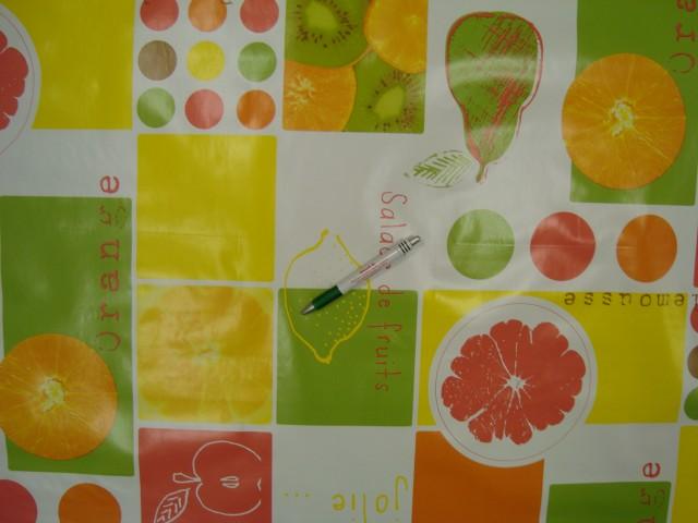 Viaszos vászon, citrusos (9178)