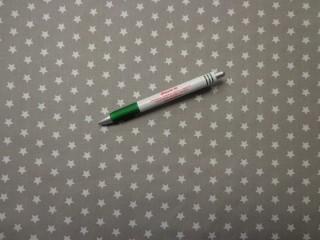 Mintás karton, szürke alapon fehér csillagos (9195)