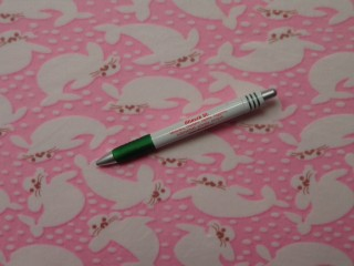Babyplüss, rózsaszín alapon fókás (9265)