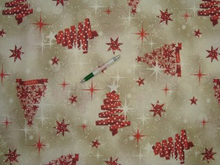 Vízlepergetős kerti bútor vászon, karácsonyi (8679-1)