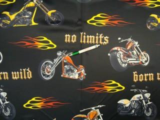 Easy Rider black out sötétítő függöny, 150 cm széles (9370)